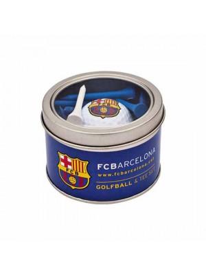 FC Barcelona Ball & Tee Set
