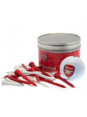 Arsenal FC Ball & Tee Set