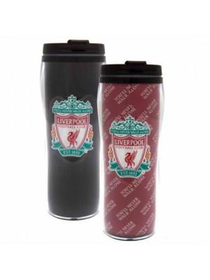 Liverpool FC Heat Changing Travel Mug