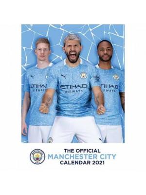 Manchester City FC Calendar 2021