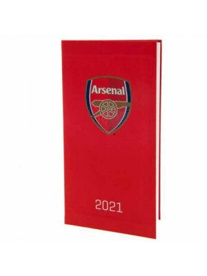 Arsenal FC Pocket Diary 2021