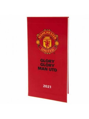 Manchester United FC Pocket Diary 2021