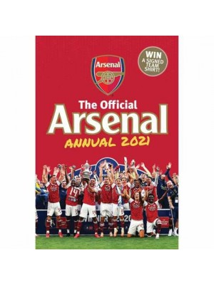 Arsenal FC Annual 2021