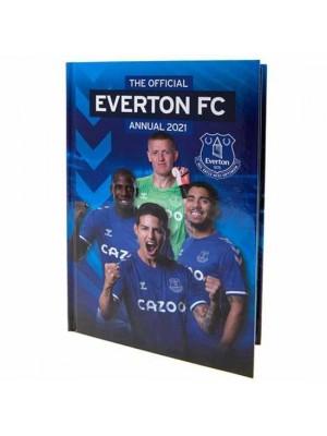 Everton FC Annual 2021