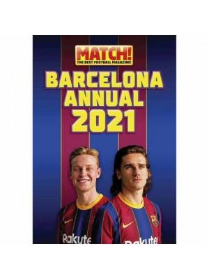 FC Barcelona Annual 2021