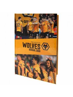 Wolverhampton Wanderers FC Annual 2021