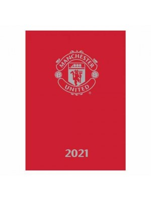 Manchester United FC A5 Diary 2021