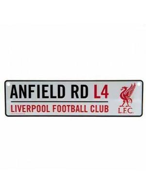 Liverpool FC Window Sign LB