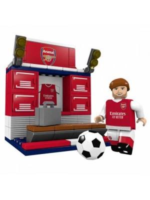 Arsenal FC Brick Changing Room