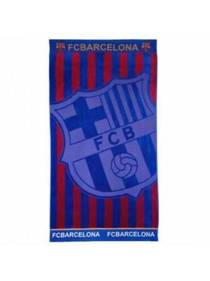 FC Barcelona Jacquard Towel