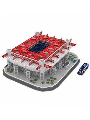 FC Inter Milan 3D Stadium Puzzle