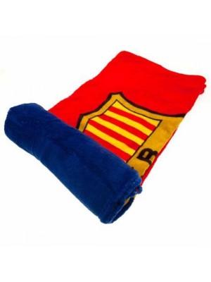 FC Barcelona Fleece Blanket