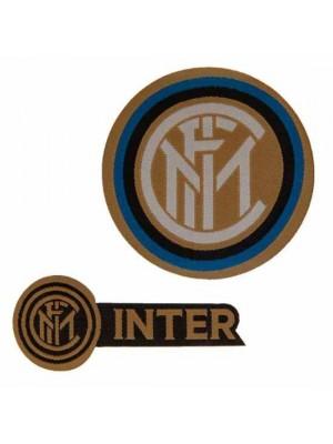 FC Inter Milan Twin Patch Set