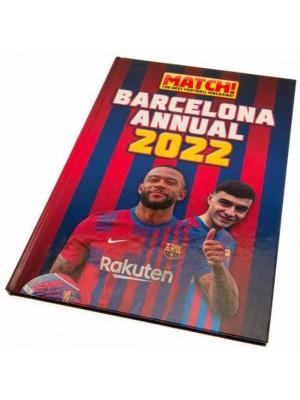 Barcelona FC Annual 2022