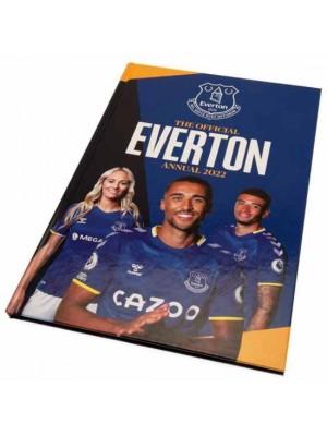 Everton FC Annual 2022