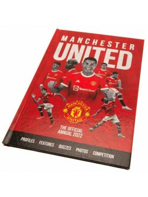 Manchester United FC Annual 2022