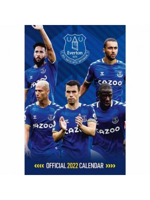 Everton FC Calendar 2022
