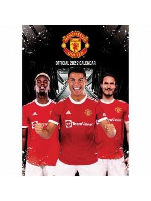 Manchester United FC Calendar 2022