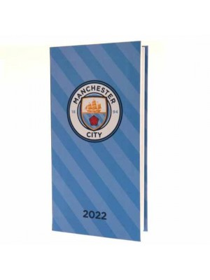 Manchester City FC Pocket Diary 2022