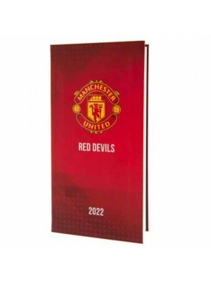 Manchester United FC Pocket Diary 2022