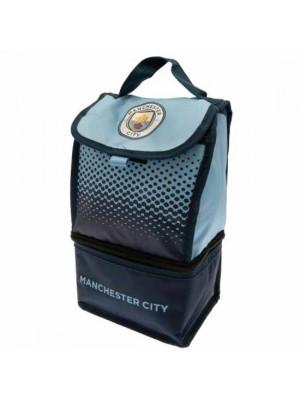 Manchester City FC 2 Pocket Lunch Bag