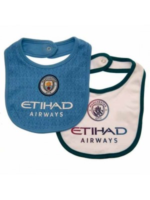 Manchester City FC 2 Pack Bibs SQ
