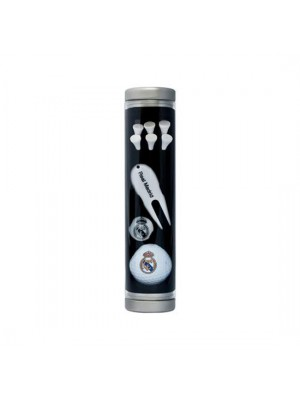 Real Madrid FC Golf Gift Tube