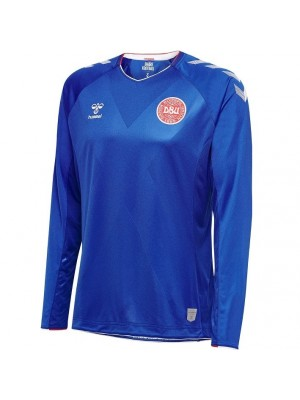 Denmark goalie jersey Long Sleeve - youth