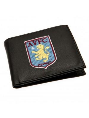 Aston Villa FC Embroidered Wallet