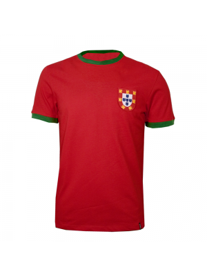 Copa Portugal 1960's Short Sleeve Retro Shirt