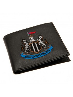 Newcastle United FC Embroidered Wallet