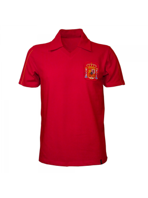 Copa Spain 1980's Short Sleeve Retro Shirt