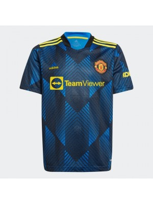 Manchester United third jersey 2021/22 - youth