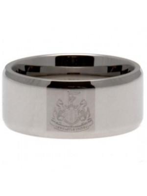 Newcastle United FC Band Ring Medium