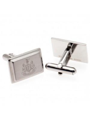 Newcastle United FC Stainless Steel Cufflinks