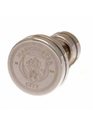 Manchester City FC Stainless Steel Stud Earring