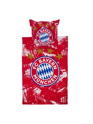FC Bayern Munchen Bedding red/white Beaver