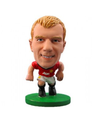 Manchester United FC SoccerStarz Scholes