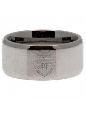 Arsenal FC Band Ring Medium