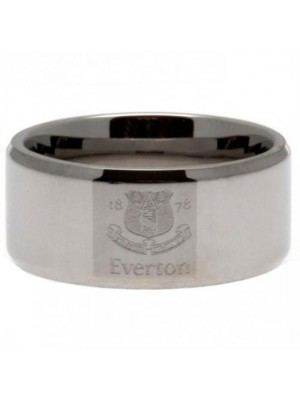 Everton FC Band Ring Small