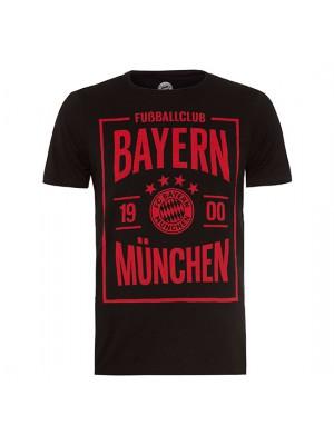 FC Bayern Munchen T-Shirt Football Club Bayern