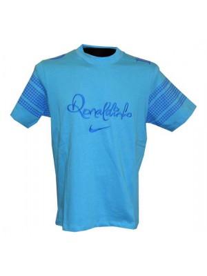 Ronaldinho R10 summer top - blue