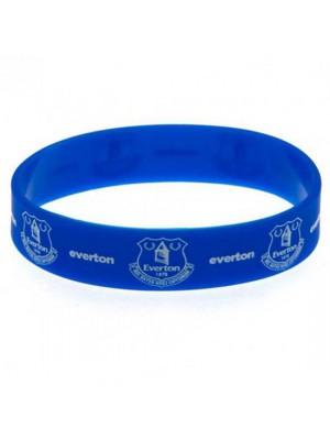 Everton FC Silicone Wristband