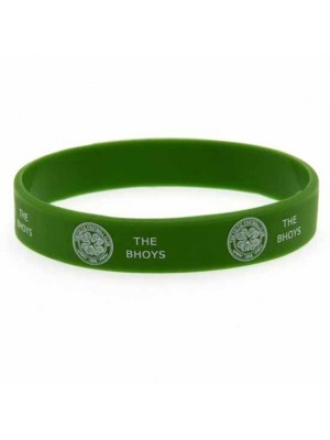 Celtic FC Silicone Wristband