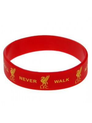 Liverpool FC Silicone Wristband