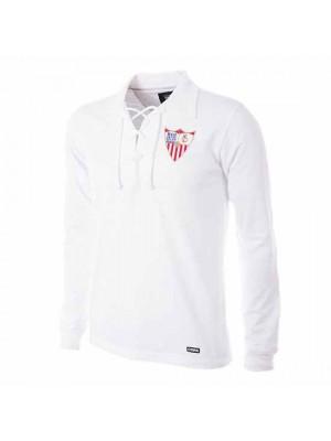 Sevilla FC 1945 - 46 Retro Football Shirt