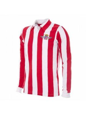 Atletico de Madrid 1939 - 40 Retro Football Shirt