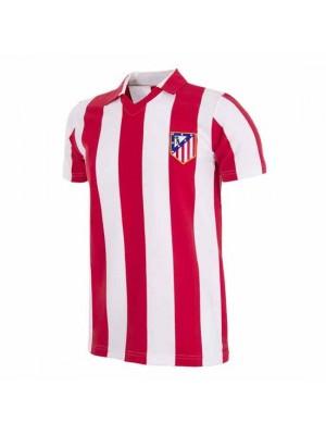 Atletico de Madrid 1985 - 86 Retro Football Shirt