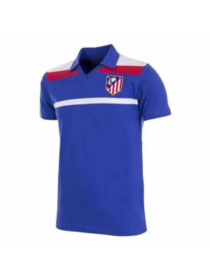Atletico de Madrid 1986 Third Retro Football Shirt