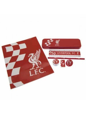Liverpool FC Stationery Box Set